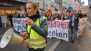 Vom Schülerstreik zur ausgewachsenen Klima-Demo
