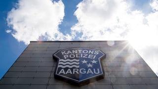 Grosse Polizei-Zentrale in Aarau geplant