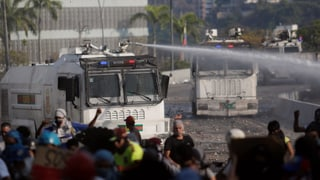 Vier Tote bei Protesten in Venezuela