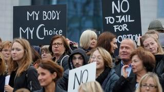 Polen macht Kehrtwende bei geplantem Abtreibungsverbot