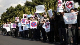 Atompoker mit Iran geht in die nächste Runde