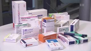 Video «Diabetes, Demenzrisiko, Muttermilch-Spende, Checkliste im OP» abspielen