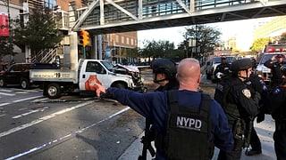 Lesen Sie hier mehr über den Anschlag in New York.