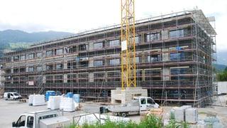 Wasserschaden im Neubau des Obwaldner Kantonsspitals