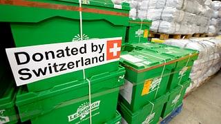 Räte setzen Rotstift bei Entwicklungshilfe noch nicht an