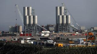 Briten setzen wieder auf Atomkraft