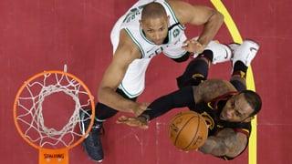 LeBron James erzwingt Showdown gegen Boston