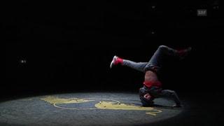 Die hohe Kunst der Fuge: Breakdancer tanzen Bach