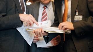 Lobbyisten sollen keine Akkreditierung bekommen