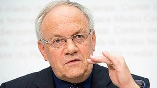 Schneider-Ammann erleichtert über Europa-Entscheide