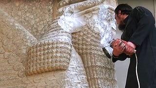 Asyl für syrische Kulturgüter in der Schweiz