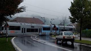Unüberwachte Bahnübergänge: Umstrittene Projekte im Aargau