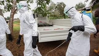 Kampf gegen Ebola: WHO prüft Einsatz nicht getesteter Medikamente