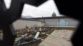 Grabfelder für Muslime im Kanton St. Gallen