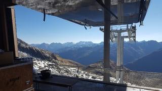 Da Sedrun fin Andermatt sin ils skis