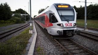 Attatga en in tren a Salez – Duas persunas moran en l'ospital
