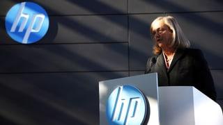 Hewlett-Packard: Meg Whitman räumt auf