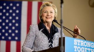 Hillary Clinton gudogna era en la chapitala