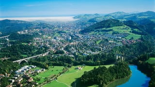 Ostschweiz: Nicht nur Vorort von Zürich