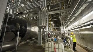 Energie Wasser Bern steht vor grossen Herausforderungen