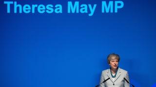 Nachfolger für Theresa May gesucht
