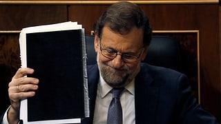 Spanien ohne neue Regierung: Rajoy fällt im Parlament durch