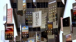 Samsung-Telefone müssen trotz Streit mit Apple nicht vom Markt