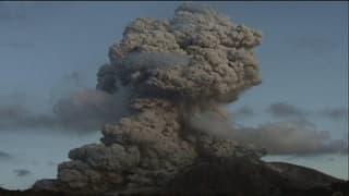 Video «Tambora: Der grösste Vulkanausbruch seit Menschengedenken» abspielen