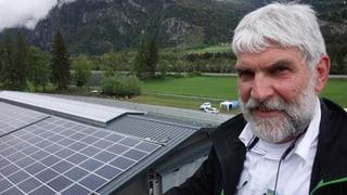 Implant solar a Cazas producescha electric per 46 chasadas