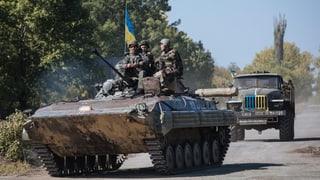 Waffenruhe gebrochen – Kiew warnt Separatisten