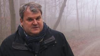 «Ich fühle mich in der Stadt wohler»: Im Wald mit Mike Müller