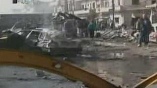 Zwei Anschläge auf religiöse Minderheit in Homs