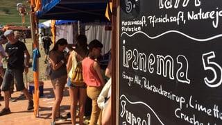 Openair Lumnezia: Verstösse gegen Jugendschutz