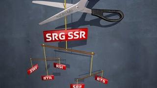 Video «Service public: SRG im Gegenwind  » abspielen