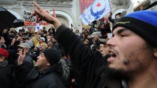 Ein gespaltenes Tunesien kommt nicht zur Ruhe