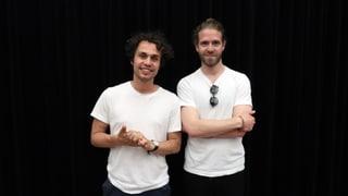 Lo & Leduc live im «Zambo»-Studio!