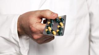 Zu hoher Antibiotikaeinsatz in der Schweiz