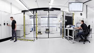 Neues Labor: Schaffner bekennt sich zum Standort Luterbach