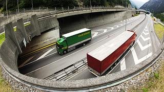 Astra betreibt am Gotthard Projektierung auf Vorrat