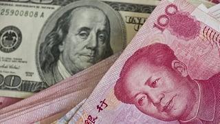 China entdeckt Währung als Waffe im Handelsstreit