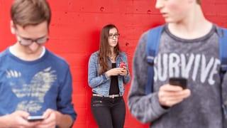 Jeder vierte Jugendliche ist gefährdet