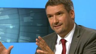 SP-Präsident Levrat greift Aussenminister Cassis frontal an