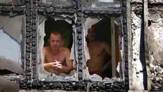 Ostukraine: Heftige Gefechte statt verlangter Feuerpause