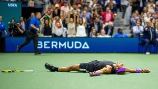 Rafael Nadal gewinnt epischen Final an den US Open