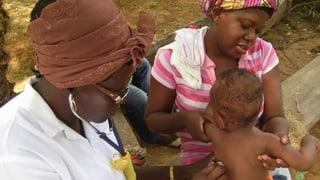 Video «Ebola – Afrika ist herausgefordert» abspielen