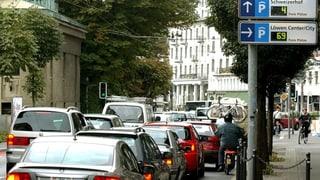 Der Verkehr in der Stadt Luzern sorgt für Diskussionen