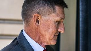 Keine Haftstrafe für Ex-Sicherheitsberater Flynn gefordert