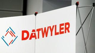 Dätwyler baut in Altdorf bis zu 26 Stellen ab