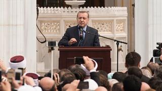 Erdogan beklagt Islamfeindlichkeit