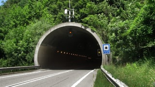 Tunnel Isla Bella numer II